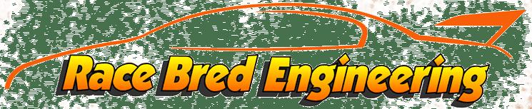 RaceBred Engineering Transparent
