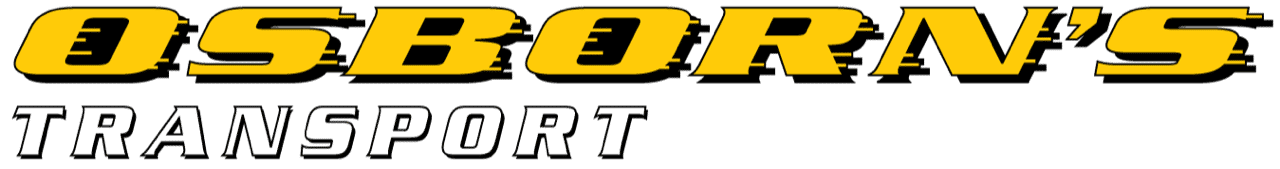 Osborns Transport HQ Sponsor